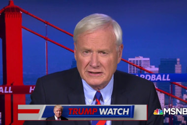 Matthews: Trump wasn't correcting his mistake, he's spinning