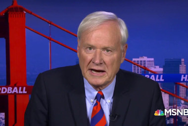 Matthews: Trump isn't meeting standards of President