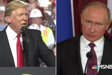 Nina Khrushcheva: Trump goes against anything that America ever stood for