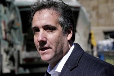 "More Cohen tapes coming? Michael Cohen ""kicks back"" at Trump"