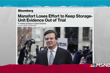 Judge calls Manafort's bluff on pre-trial jail location