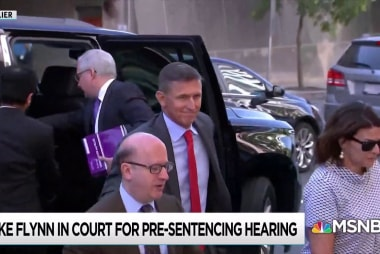 Mueller prosecutors still not done with Mike Flynn: court docs