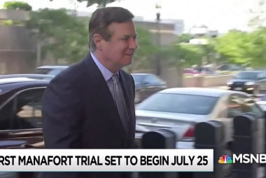 Manafort judge not amused, orders move to new jail