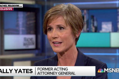 Yates: Startling reality is president isn't all in for our nation