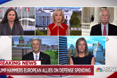 What impact does Trump's criticism of NATO have on our allies?