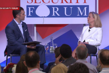 DHS chief Kirstjen Nielsen comments on border crisis at Aspen Security Forum