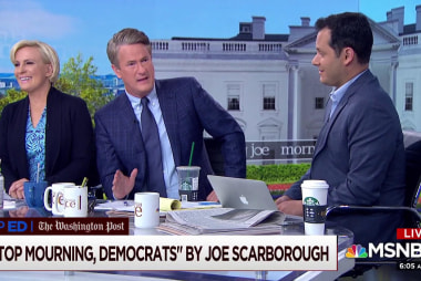 Time for Dems to organize, not mourn: Joe