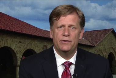 McFaul reacts: I hope my president will swat this back