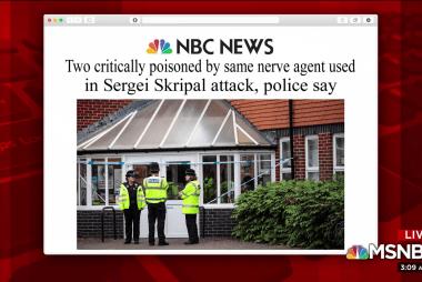 Second British nerve agent poisoning raises questions
