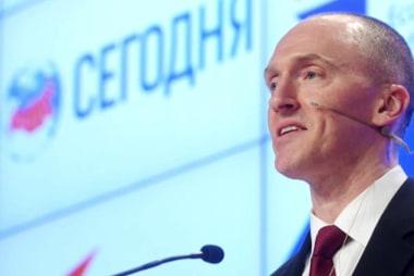 DOJ releases FISA documents in Russia probe