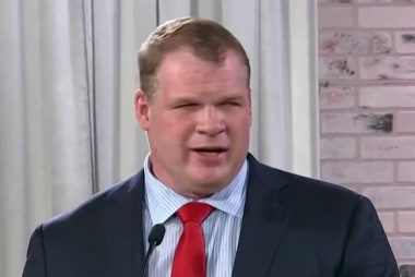 Pro-wrestler Kane running for mayor in Tennessee