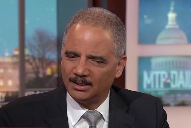 Holder: Call to eliminate ICE 'a gift to Republicans', should focus on separated families