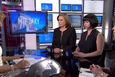 Panel: 'A woman bringing down Roe v. Wade would work perfectly for Trump'