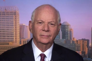 Full Cardin: 'We'll use every tool in our disposal' to fight Supreme Court pick