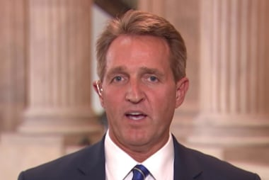 Full Flake: GOP should show 'support for the intel. community' after Trump-Putin meeting