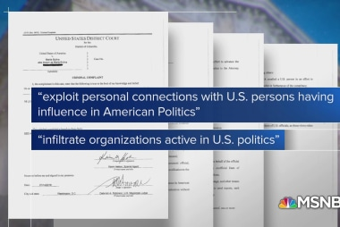 NRA-linked Russian national charged with infiltrating US political organizations