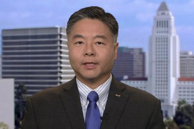 Lieu: Trump cabinet resignations shows 'power of public outrage'