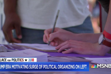 Swing Left: Political organization dedicated to flipping the House