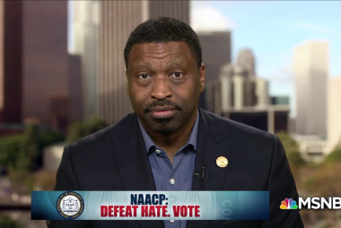 NAACP: Defeat Hate, Vote.