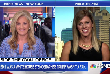 Fmr. WH Stenographer: 'Chaos' within Trump administration