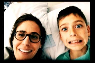 Adina Reyter overcomes personal adversity
