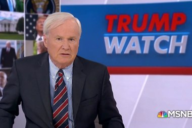 Matthews on Trump: How low we've gone