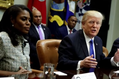 Politico: White House staff 'terrified' of Omarosa