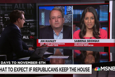 What will happen if Republicans retain the House in November?