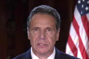 NY Gov. Cuomo: Trump has politicized ICE