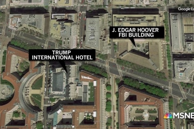 Trump intervened in plan for FBI HQ near his hotel: IG report