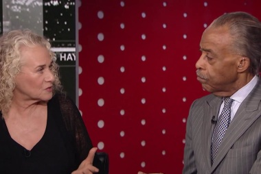 Carole King and Rev. Al Sharpton remember Aretha Franklin