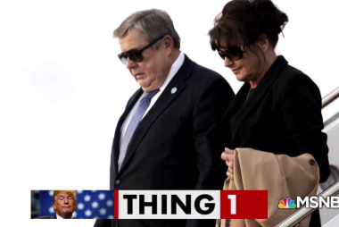 Melania Trump's parents benefited from 'chain migration'