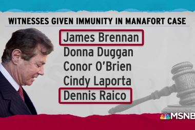 Paul Manafort trial set to take big, Trump-related twist on Day 9