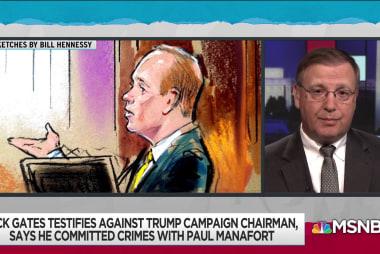 Gates' utility to Mueller extends far beyond Manafort case
