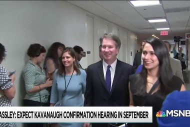 GOP frustrated by National Archive production of Kavanaugh docs