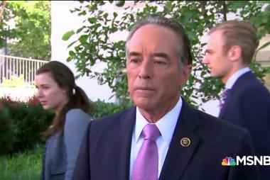 Long-brewing scandal leads to Republican congressman's arrest