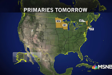 Programming note! Super-juicy primaries on Tuesday!