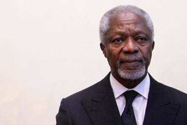 Fmr. United Nations Secretary-General Kofi Annan dies at age 80
