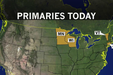 Tonight's primaries feature some of the biggest races in the Midwest