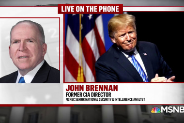 Fmr. CIA Director John Brennan: This is an abuse of power