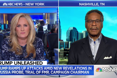 Rep. Cleaver: 'The president will never sit down with Mueller'