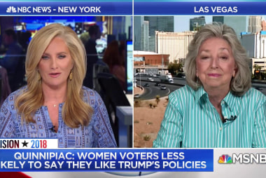 Rep. Titus: Cost of military parade all 'Trump's fault'