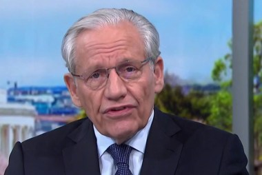 Woodward: White House officials don't trust Trump