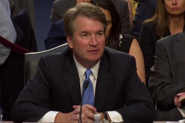 GOP Senators say they can't delay Kavanaugh vote. But they can.