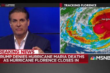 Puerto Rico Senator: Donald Trump failed us