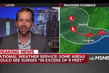 Florence storm surge poses special risks