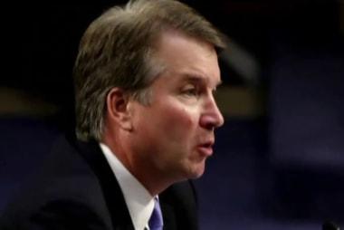 Supreme Ct nominee accusations put Senate GOP in spotlight