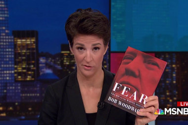 Woodward on Trump White House operations: Be afraid