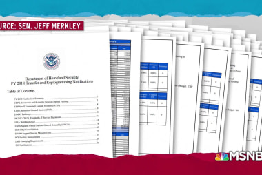 Breaking: Trump admin took millions from FEMA for ICE detentions