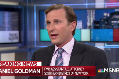 SDNY Cohen prosecutor moving on to Trump executives: Bloomberg